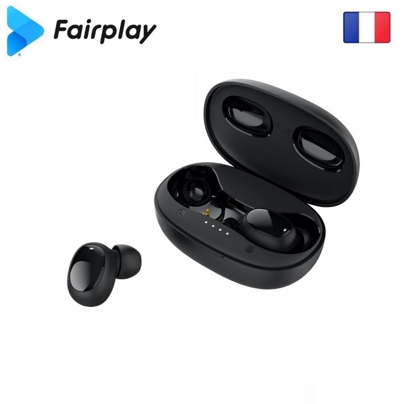 Ecouteurs RAVEN Bluetooth TWS Stéréo sans Fil 5.0