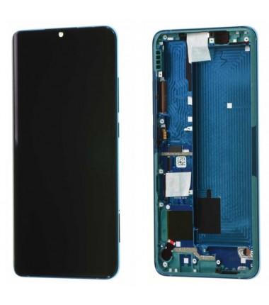 Ecran complet Xiaomi Mi Note 10/10 Pro Bleu