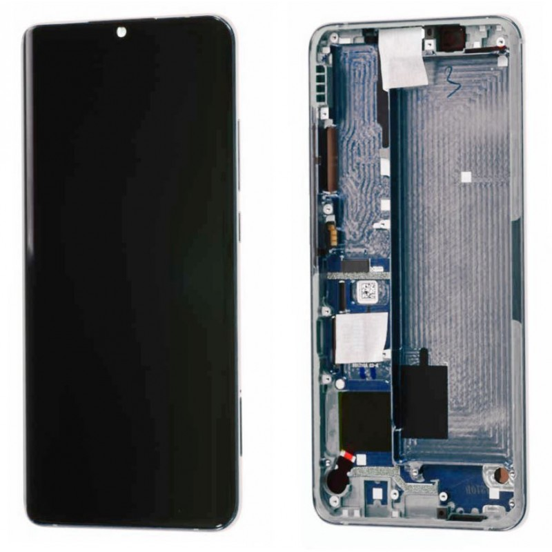 Ecran complet Xiaomi Mi Note 10/10 Pro Blanc