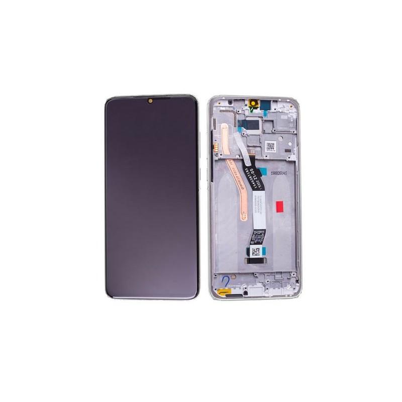 Ecran Complet pour Xiaomi Redmi Note 8 Pro Blanc