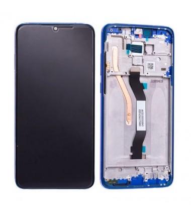 Ecran Complet pour Xiaomi Redmi Note 8 Pro Bleu