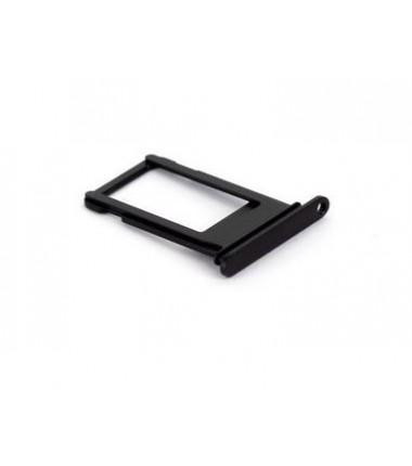 Tiroir sim pour iPhone 7 Noir