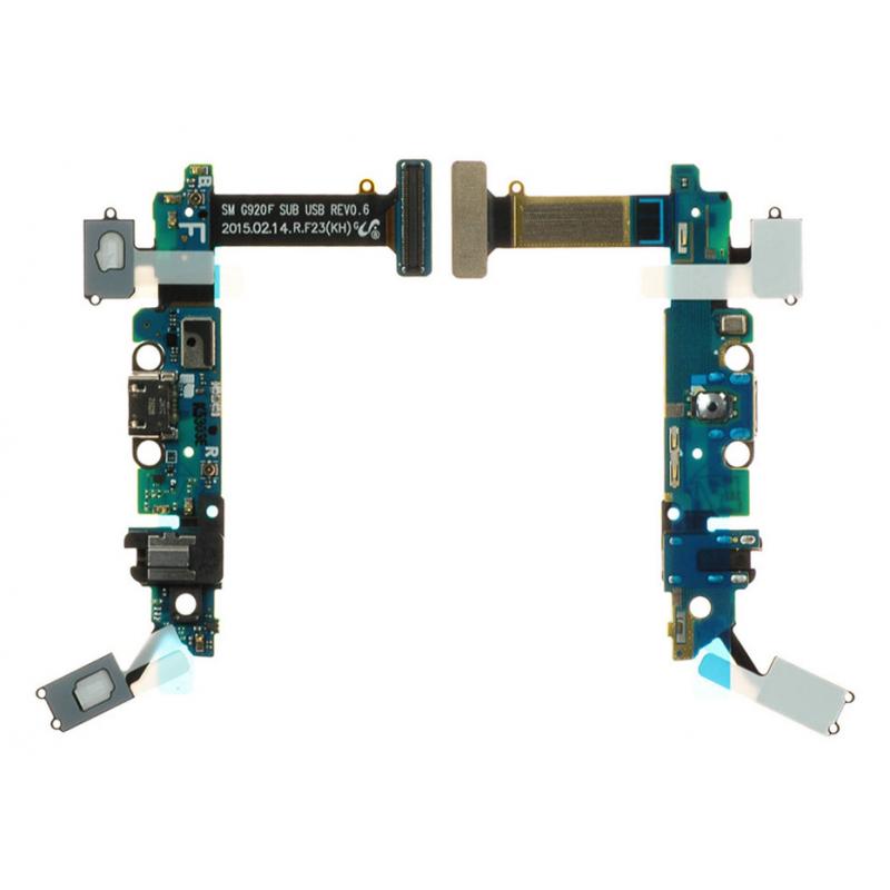 Connecteur de Charge pour Samsung Galaxy S6 (G920F)