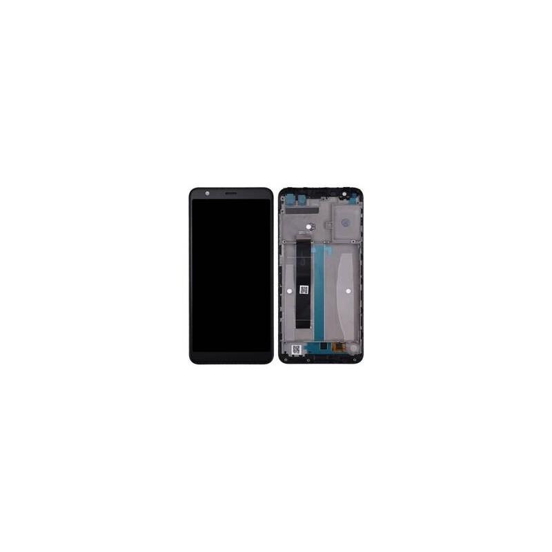 Ecran Complet pour ASUS ZenFone Max Plus M1 (ZB570TL) Noir