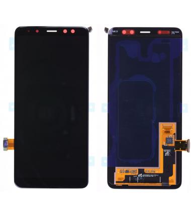Ecran pour Samsung Galaxy A8 2018 (A530F) Noir