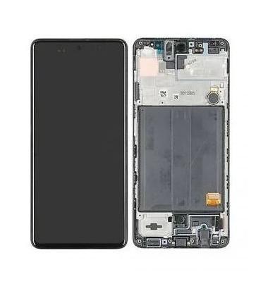 Ecran OLED Complet pour Samsung Galaxy M30 (M305F) Noir