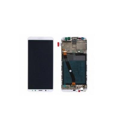 Ecran complet Huawei Mate 10 Lite Blanc