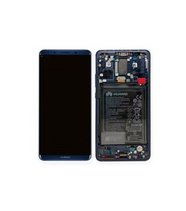 Ecran complet Huawei Mate 10 Pro Bleu