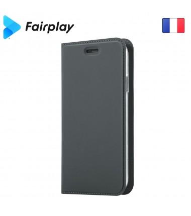Coque Fairplay Epsilon iPhone 11 Gris Ardoise