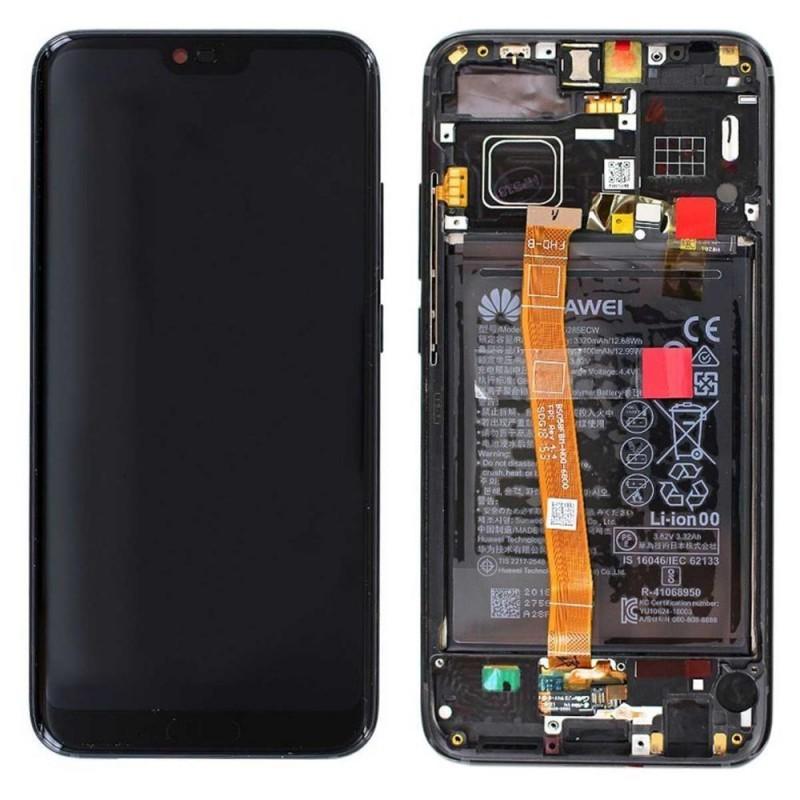 Ecran complet Huawei Honor 10 Noir