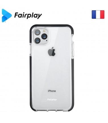 Coque Fairplay GEMINI Galaxy A41 Noir