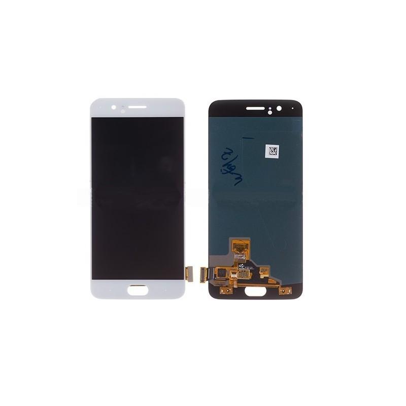 Ecran pour OnePlus 5 Blanc