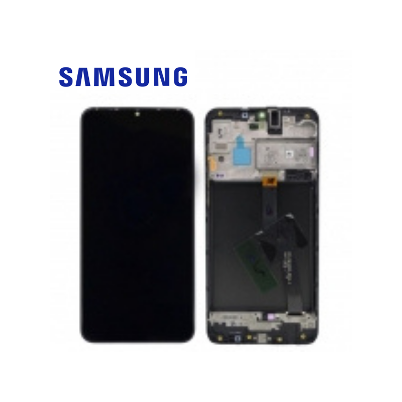 Ecran complet Samsung Galaxy A10 (A105FN) Noir