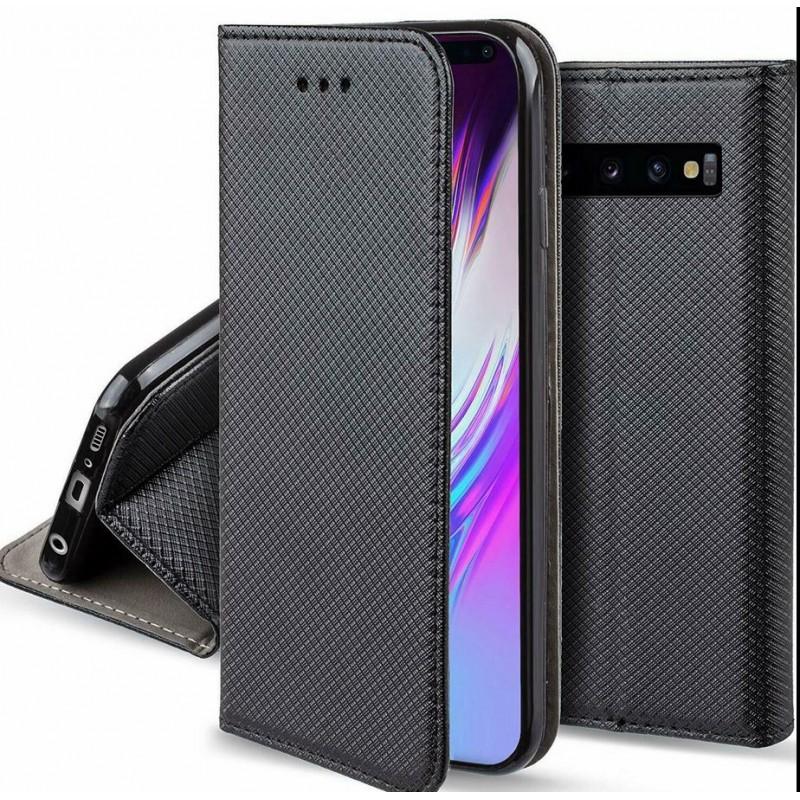 Coque Flip Samsung S10+ Noir
