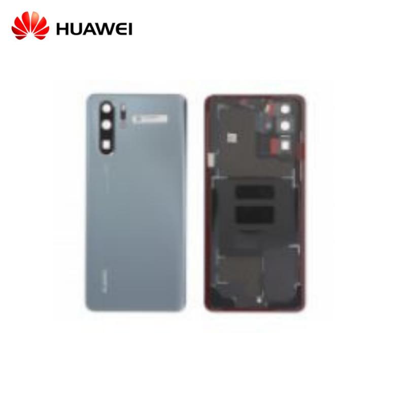 Vitre Arrière Huawei P30 Pro Argent Givré