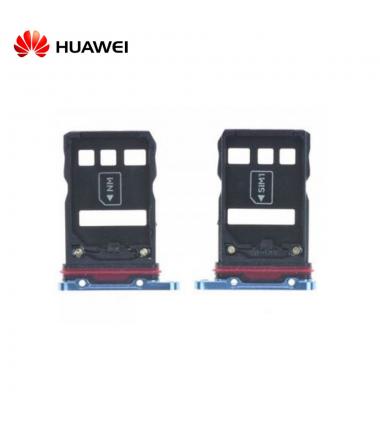 Tiroir Sim Huawei P30 Pro Bleu Mystic