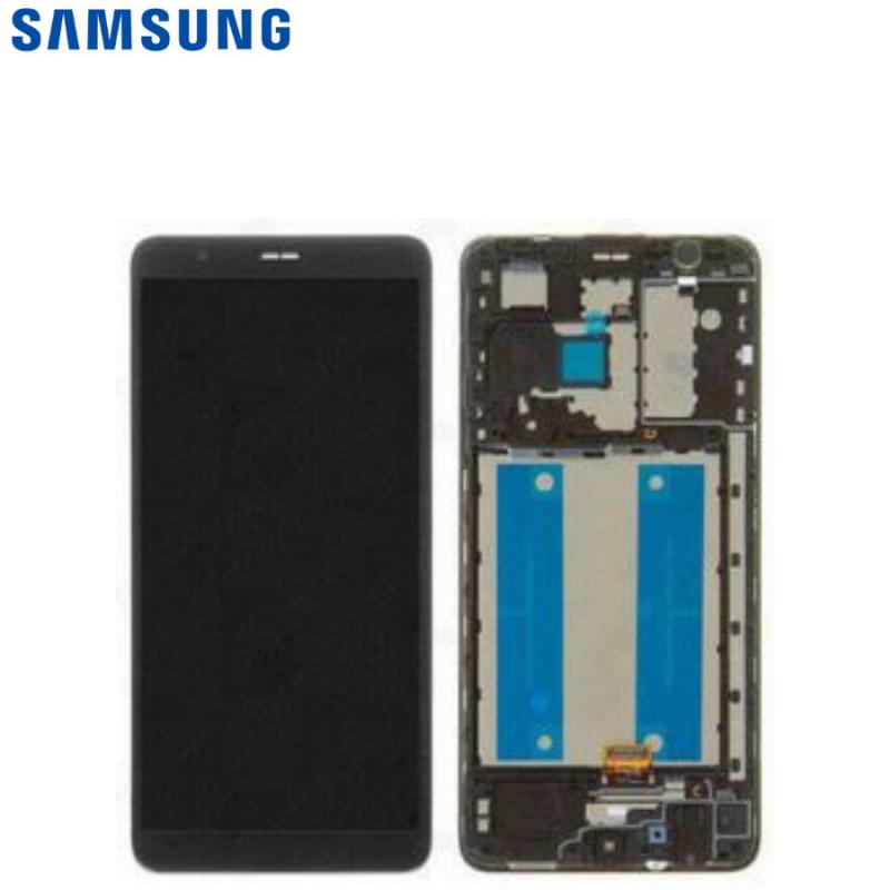 Ecran Complet Samsung Galaxy A01 Core (A013F) Noir