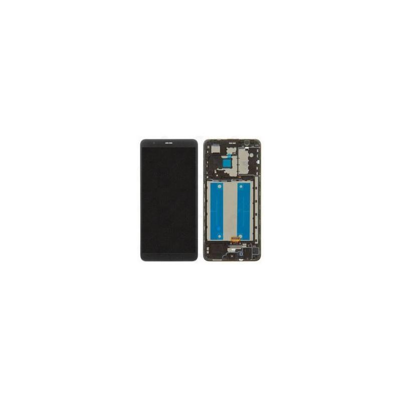 Ecran Complet pour Samsung Galaxy A01 Core (A013F) Noir
