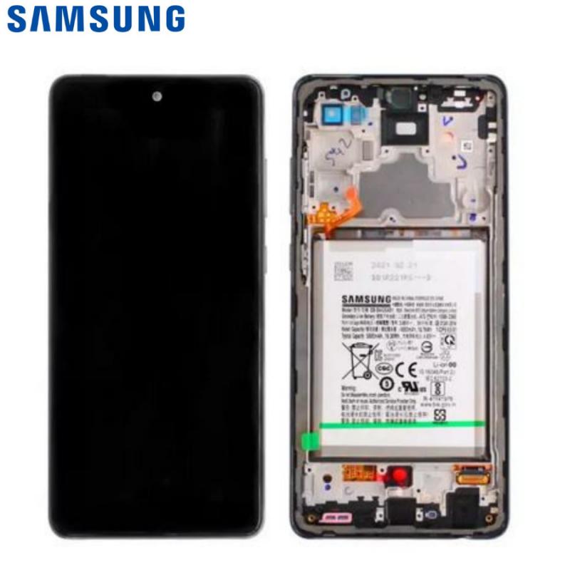 Ecran Complet Samsung Galaxy A72 (A725/A726B) Noir