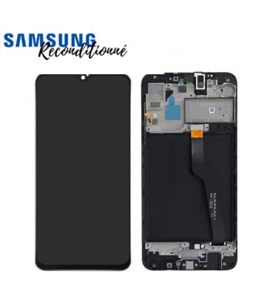 Ecran complet Samsung RECONDITIONNE Galaxy A10 (A105FN) Noir