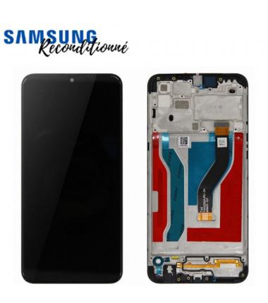 Ecran Complet Samsung RECONDITIONNE Galaxy A10s (A107F) Noir
