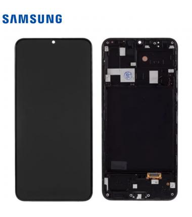 Ecran Complet Samsung Galaxy A20 (A205F) Noir