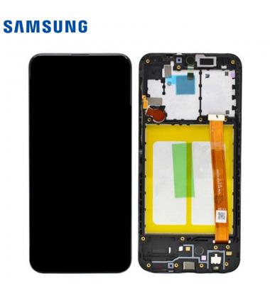 Ecran Complet Samsung Galaxy A20e (A202F) Noir