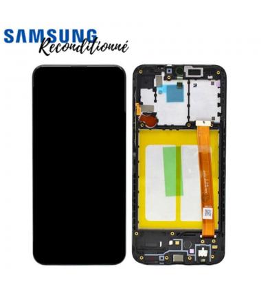 Ecran Complet Samsung RECONDITIONNE Galaxy A20e (A202F) Noir