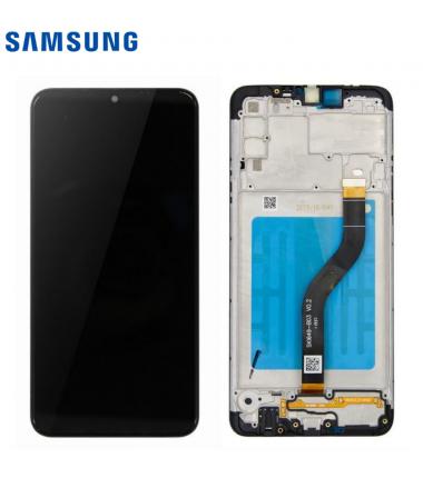 Ecran complet Samsung Galaxy A20s (A207) Noir