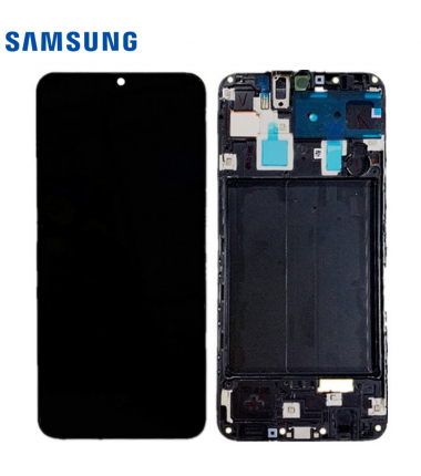 Ecran Complet Samsung Galaxy A30 Noir