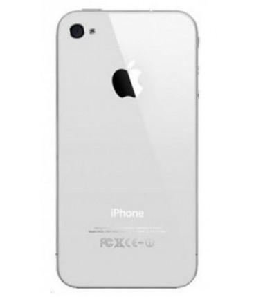 Vitre arrière pour iPhone 4 Blanc