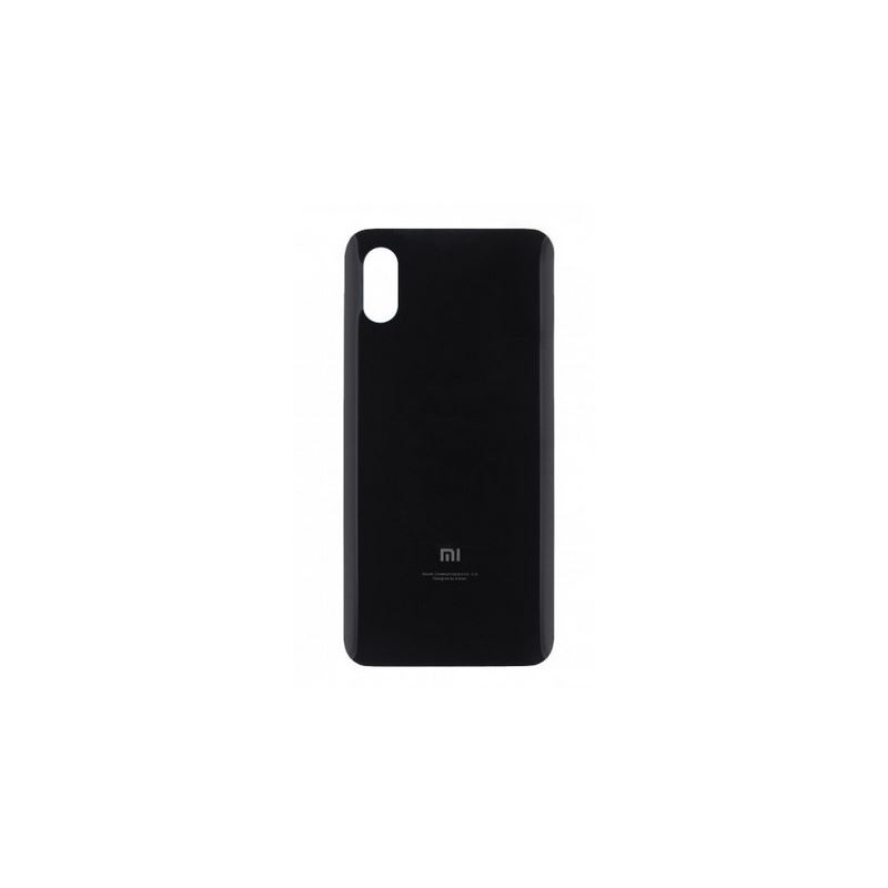 Vitre arrière pour Xiaomi Mi 8 Pro Noir