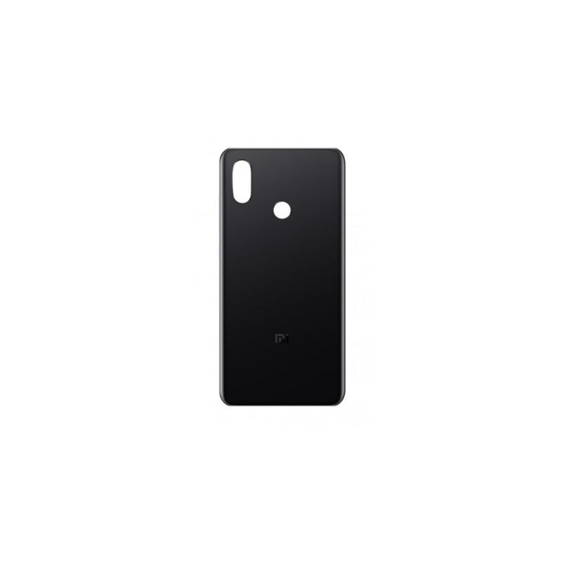 Vitre arrière pour Xiaomi Mi 8 Noir
