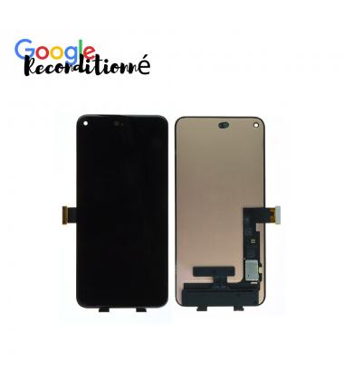 Ecran Google reconditionné Pixel 5 Noir