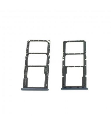 Tiroir SIM Noir pour Samsung Galaxy A71 (A715F)