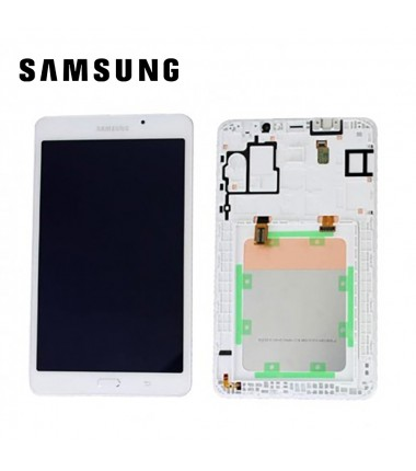 """Ecran complet blanc Samsung Galaxy Tab A 2016 7"""" (T285)"""