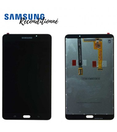 """Ecran reconditionné noir Samsung Galaxy Tab A 2016 7"""" (T280)"""