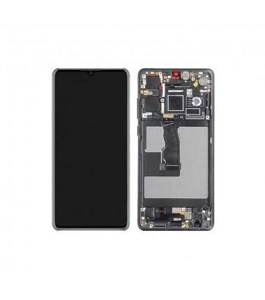 Ecran Complet pour Huawei P30 Noir