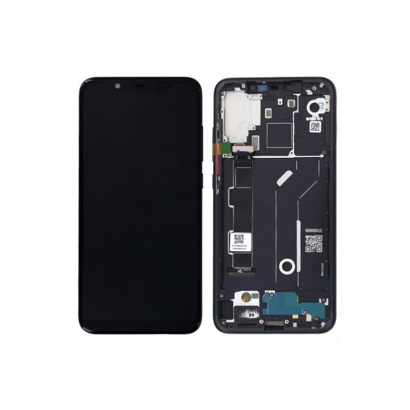 Ecran OLED Complet pour Xiaomi Mi 8 Noir