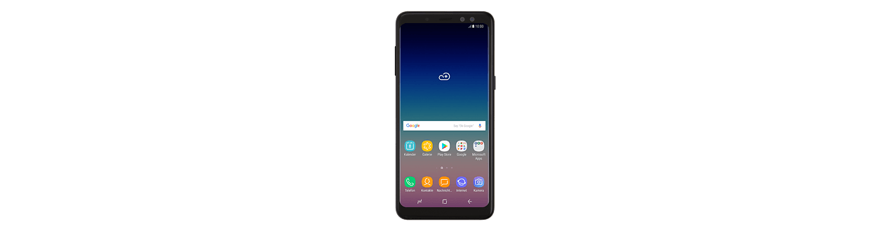 Galaxy A8+ 2018 (A730F)