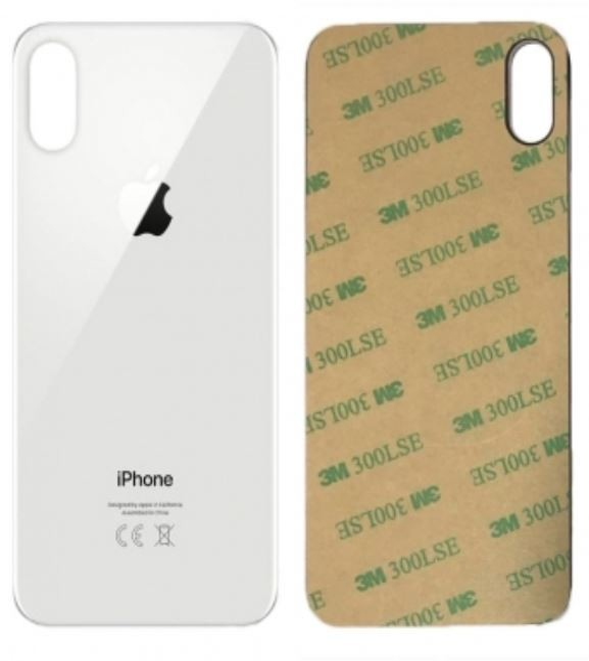 iPhone X  (Vitre/Châssis)