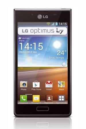 Optimus L7 (P700)