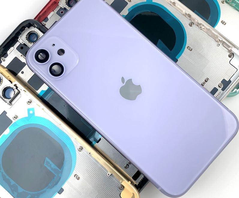 iPhone 11 (Vitre/Châssis)