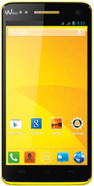 Wiko Rainbow 3G (S5501BP)
